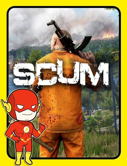Scum Pc - Steam Key (envio Flash)