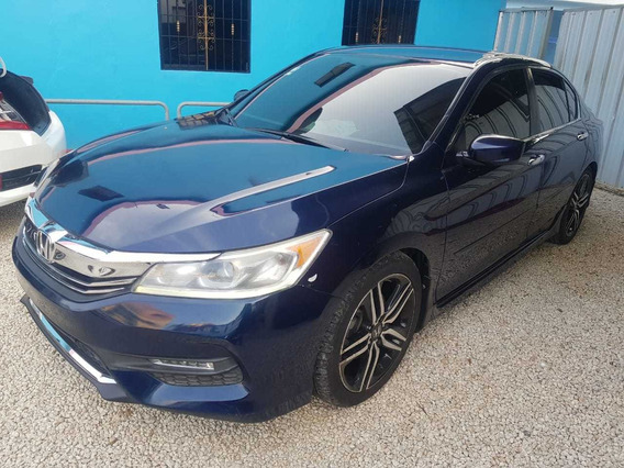 Honda Accord 2016 Full