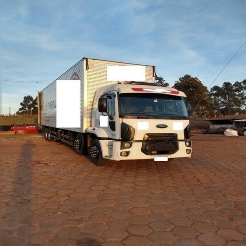 Cargo 2428 8x2 Leito Bau 10,50