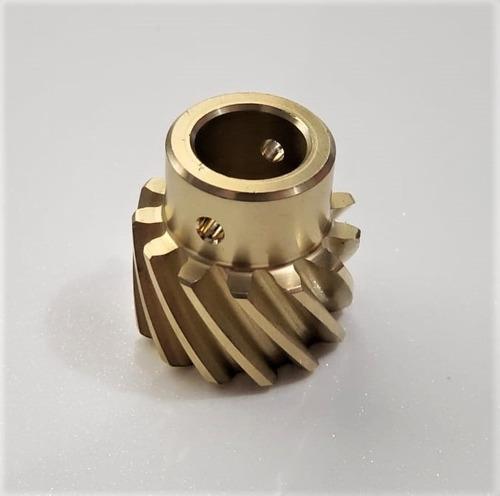 Engrenagem Do Distribuidor De Bronze - Opala 4 E 6 Cilindros