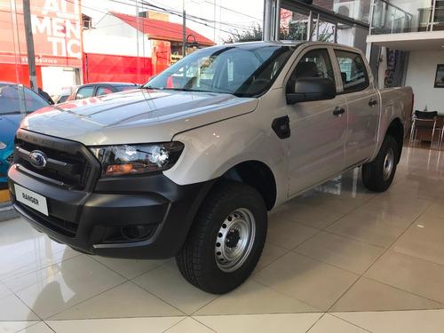 Ford Ranger Xl 2.2 Dc 4x2 0km 2021 Stock Físico 01