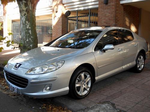 Peugeot 407 Sv Sport Hdi Nuevo