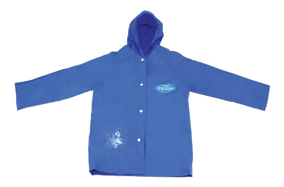 Capa De Chuva Infantil Frozen Disney® - Brizi