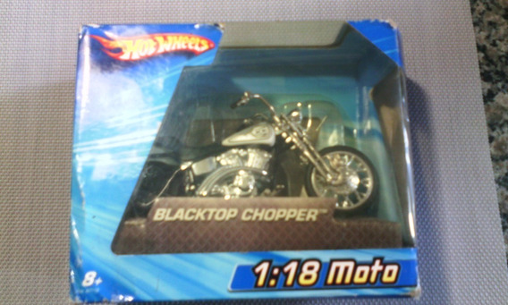 Moto De Colección Hot-wheels. Escala 1:18. Modelo G8254