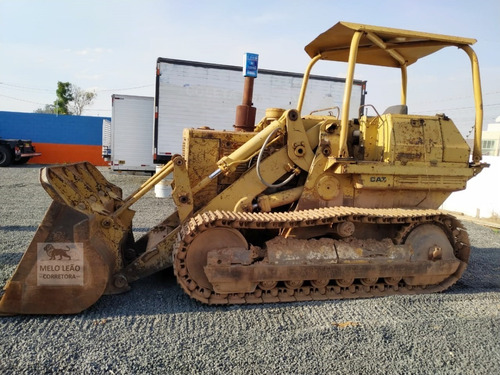 Trator De Esteira Caterpillar 955l - Ano 1977 - Torque