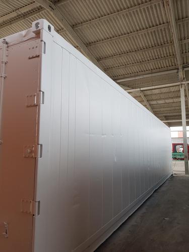 Container Frigorifico (camara Fria) Refrigerado -30°c