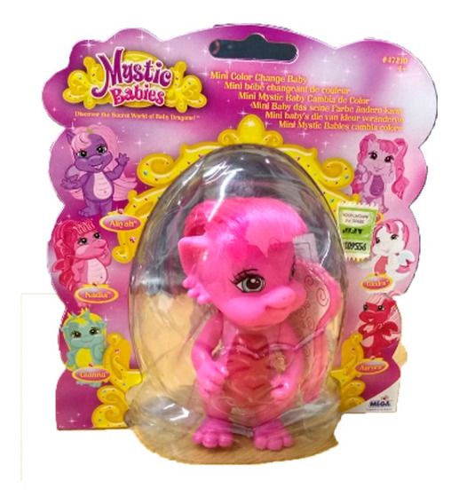 Muñeca Bebe Mystic Babies Aurora Original Ditoys