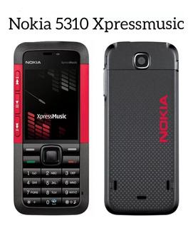 Celular Nokia 5310 (aparelho Sem Uso)