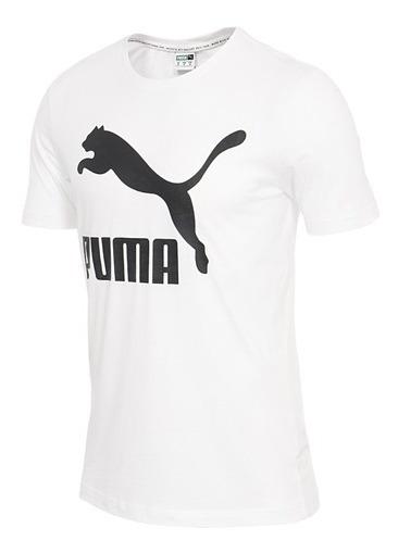 Oferta Playera Blanca Classics Logo Puma Original