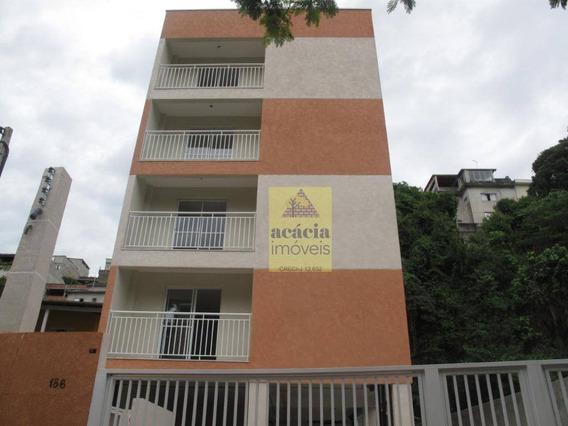 Apartamento Com 2 Dormitórios À Venda, 57 M² Por R$ 230.000 - Vila Bela - Franco Da Rocha/sp - Ap2437