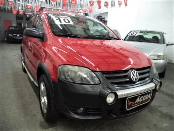 Volkswagen Crossfox 1.6 Flex 2010 Completo+ Roda+ Cd+ Milha!