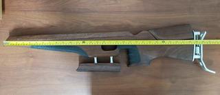 Coronha P Rifle, Carabina, Espingarda, Airsoft.
