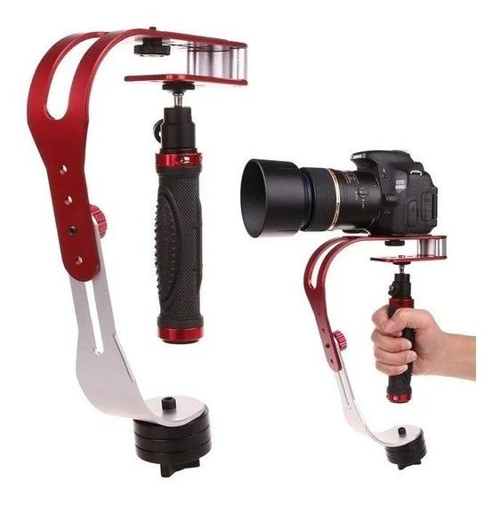 Estabilizador Celular Steadycam Dslr Camera Canon Nikon Gopr