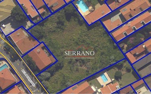 Terreno À Venda, 2823 M² Por R$ 4.000.000,00 - Centro - Vinhedo/sp - Te0417