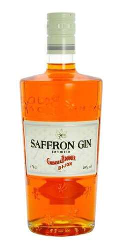 Gin Saffron 700 Ml
