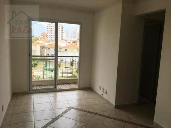Apartamento No Condomínio Neo Ipiranga Na Vila Firmiano Pinto, São Paulo - Ap0175