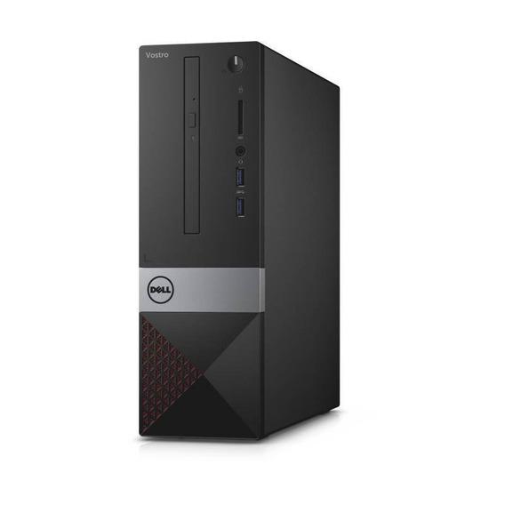 Dell Desktop Vostro 3470 I3 8100 4gb Ssd 256gb Linux