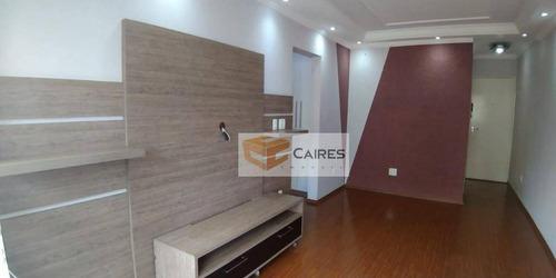 Apartamento Com 1 Dormitório, 52 M² - Venda Por R$ 210.000,00 Ou Aluguel Por R$ 800,00/mês - Botafogo - Campinas/sp - Ap7860