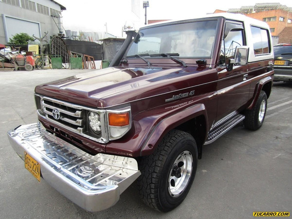 Toyota Land Cruiser Fzj