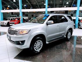Toyota Hilux Sw4 Srv 4x2 2.7 Automatica 2013