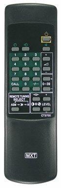 Controle Remoto Tv Toshiba Ct3700 Promoção Envio Imedato