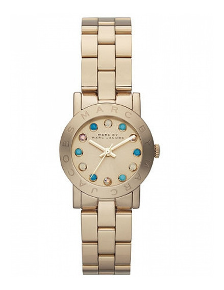 Relógio Marc Jacobs Mini Gold Mbm3218