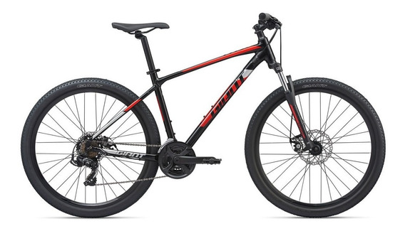 Bicicleta Giant Atx 27.5 3 Disc M Neg/roj 2002210225