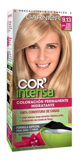 Mini Kit De Coloracion Permanente Cor Intensa X 45gr Garnier