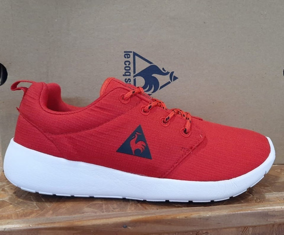 Le Coq Sportif Solid Red