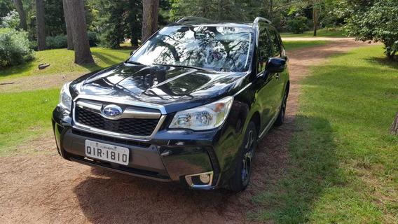 Subaru Forester Xt Ano 2014/2015 Em Ótimo Estado