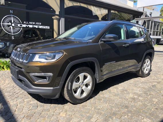 Jeep Compass 2.4 Sport Manual 2017 0km Oportunidad