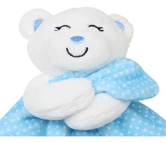 Enxoval De Bebe Naninha Ursinho Azul Promoção