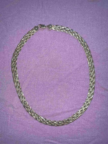 Colar Prata 9256 Fios