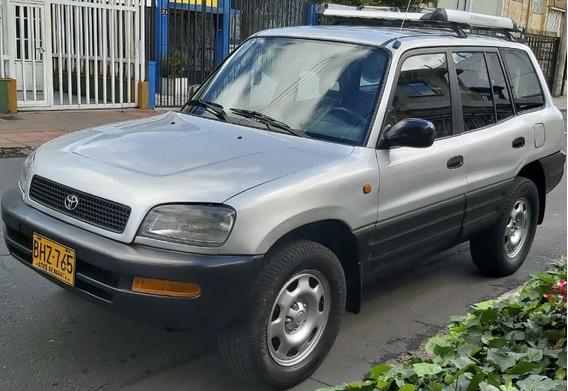 Toyota Rav4 Mt 2000cc 4x4