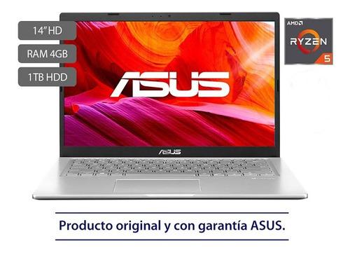 Imagen 1 de 3 de Portatil Asus M415da-ek365-ryzen5 3500u-1 Tb-4gb -endless