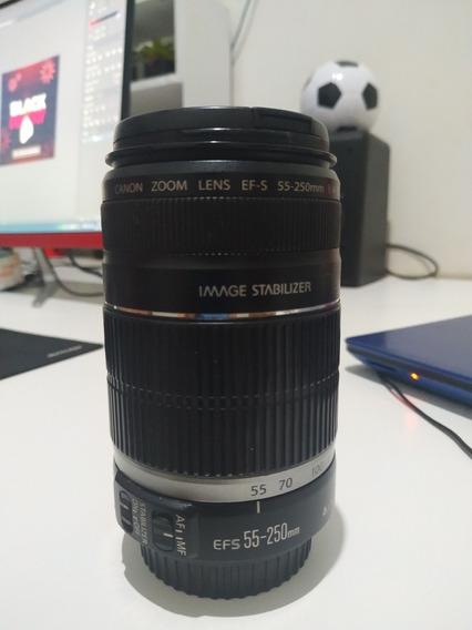 Lente Canon 55-250