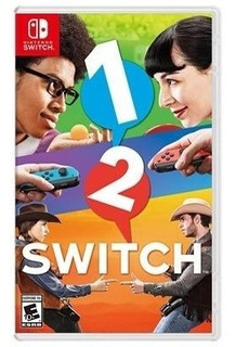 1 2 Switch - Juego Físico Switch - Sniper Game