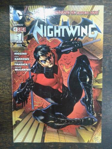 Nightwing 1 * Ecc Sudamericana *