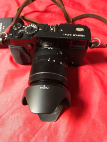 Corpo Fujifilm Xpro1 E Lente Fujifilm Xf 18-55mm F/2.8-4