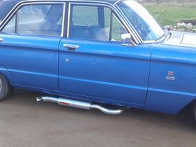 Ford Falcon 3.6 Futura Y Deluxe