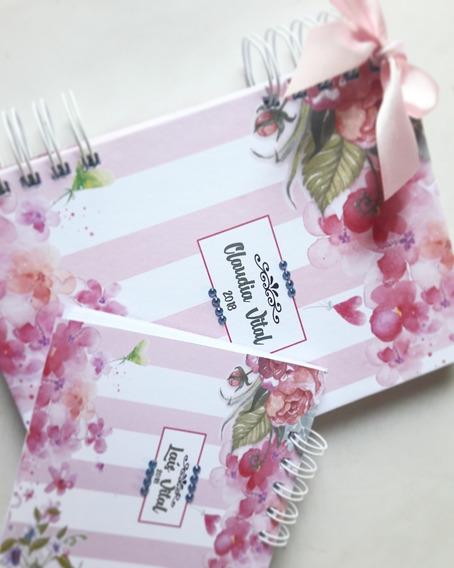 Planner Floral 2018