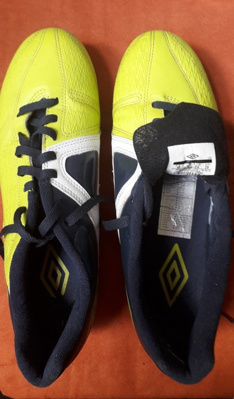 Zapatos De Futbol Marca Umbro Talla Us 10.