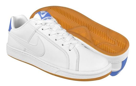 Tenis Casuales Para Caballero Nike 749747108 Blue White