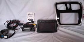 Media Nav Renault +antena Gps+kit Comp. Câmera De Ré+moldura