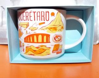 Taza Starbucks Queretaro Been There Series Mexico Nueva