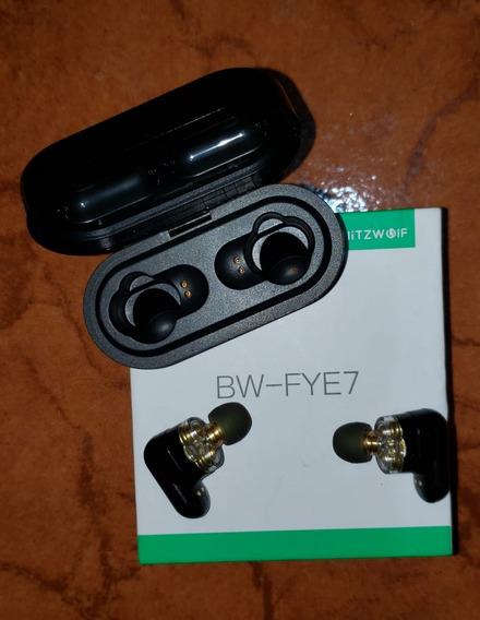 Fone Blitzwolf Bw Fye7 - Dual Dynamic Drivers 6mm