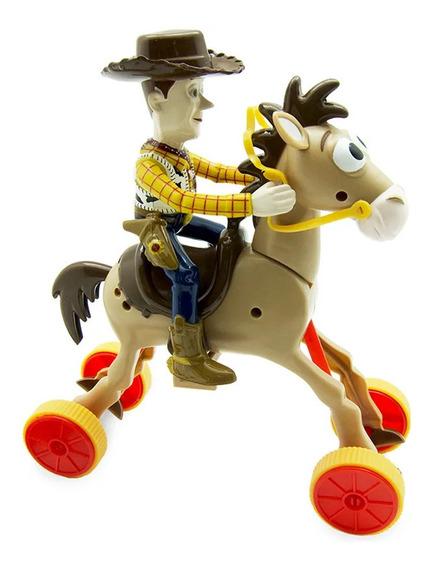 Boneco Woody Com Bala No Alvo Galopantes Toyng