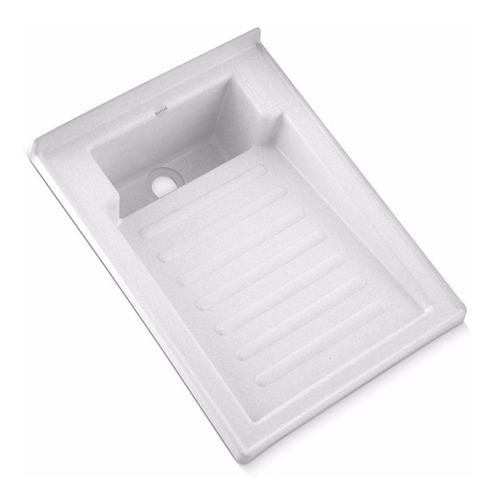 Lavadero Plastico 60 X 45 Cms Alta Resistencia