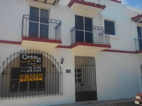 Casa En Renta En Asunción Ixtaltepec, Oax.