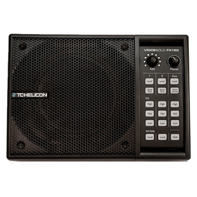 Voicesolo Fx150 - Processador De Voz - Tc Helicon